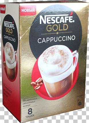 Cappuccino Instant Coffee Caffè Macchiato Latte Macchiato Wiener Melange PNG