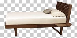 Bed Frame Chaise Longue Comfort Mattress PNG
