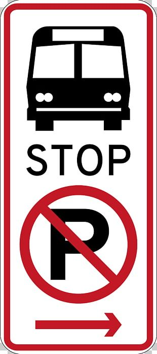 Bus Stop Sign Traffic Sign Stock Photography Warning Sign PNG