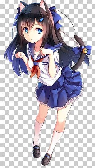 Catgirl Anime Manga Lolicon PNG