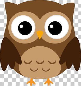 Owl Halloween Cuteness PNG