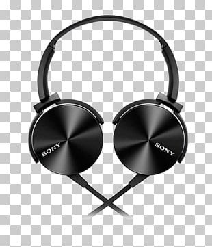 Sony MDR-V6 Microphone Headphones Bass Sound PNG