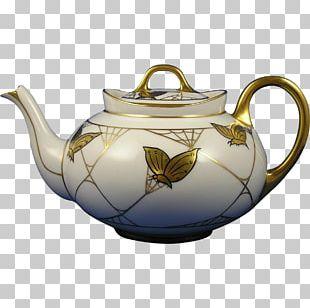Tableware Kettle Teapot Ceramic Pottery PNG
