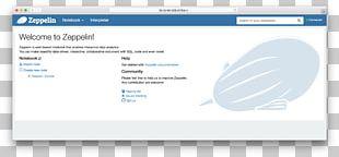 Computer Program Web Page Organization Screenshot PNG