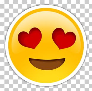Face With Tears Of Joy Emoji Heart Sticker Symbol PNG
