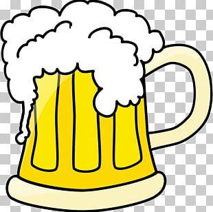 Beer Glassware Ale Mug PNG