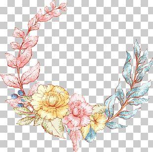 Floral Design Flower Cuadro PNG