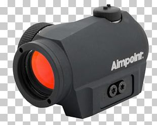 Aimpoint AB Red Dot Sight Reflector Sight Telescopic Sight PNG