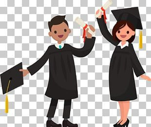 Graduation Ceremony Academic Dress Diploma PNG