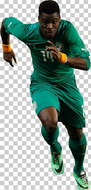Serge Aurier 2014 FIFA World Cup Group C Côte D'Ivoire Soccer Player PNG