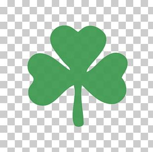 Shamrock Poly Pty Ltd. Four-leaf Clover Silhouette PNG