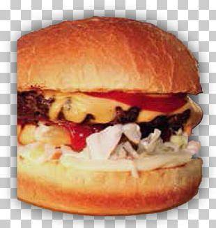 Slider Hamburger Cheeseburger Fast Food Veggie Burger PNG
