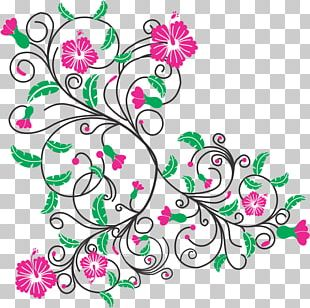 Floral Design Flower Printmaking Visual Arts PNG