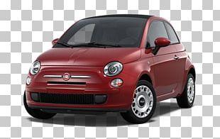 Fiat Automobiles Chrysler Car 2017 FIAT 500 PNG