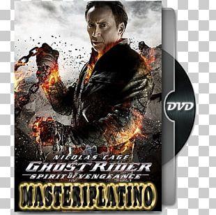 Ghost Rider: Spirit Of Vengeance Johnny Blaze Nicolas Cage Film Marvel Comics PNG
