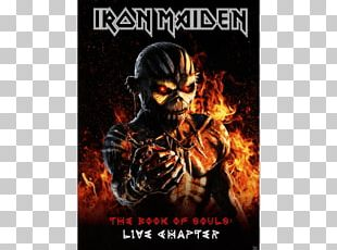 The Book Of Souls: Live Chapter Iron Maiden The Book Of Souls World Tour Live Album PNG