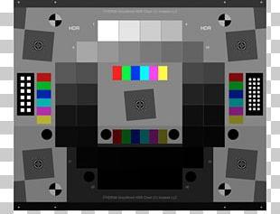 High-dynamic-range Imaging Dynamic Range Chart Camera Canon EOS 6D PNG