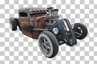 Car Pickup Truck Rat Rod Hot Rod Motor Vehicle PNG