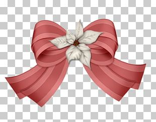 Ribbon Red Embroidery Silk PNG