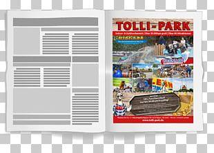 Advertising Brand Brochure PNG
