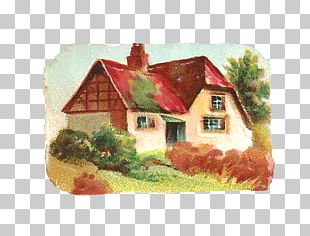Cottage English Country House PNG