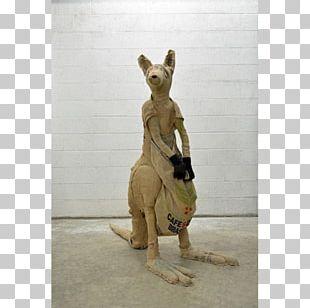 Sculpture Kangaroo Figurine PNG