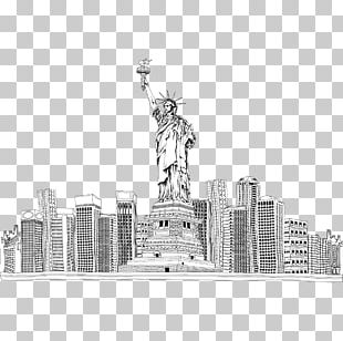 Statue Of Liberty Eiffel Tower Zazzle Photography PNG