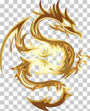 Chinese Dragon Desktop Mythology PNG