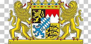 Coat Of Arms Of Bavaria Coats Of Arms Of German States States Of Germany Flag Of Bavaria PNG