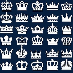 Crown Style PNG
