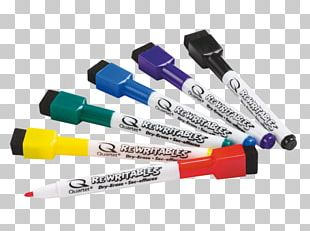 Dry-Erase Boards Marker Pen Office Supplies Color Writing PNG