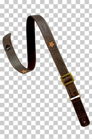 Strap Acoustic Bass Guitar Belt Leather PNG