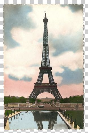 Eiffel Tower Seine Travel Port Blair PNG