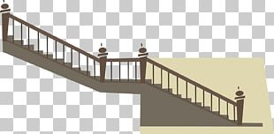 Cartoon Stairs Drawing Animation PNG