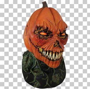 Halloween Costume Mask Pumpkin Jack-o'-lantern PNG
