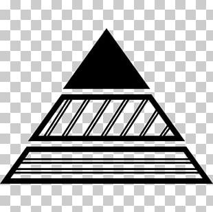 Elongated Triangular Pyramid Triangle Computer Icons Square Pyramid PNG