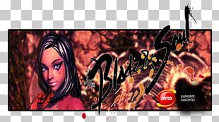 Human Hair Color Video Game Blade & Soul Art PNG