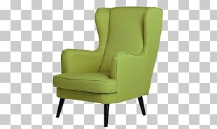 Wing Chair Kika Furniture Fauteuil PNG