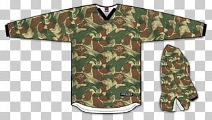 Military Camouflage T-shirt Jersey Hoodie Sleeve PNG