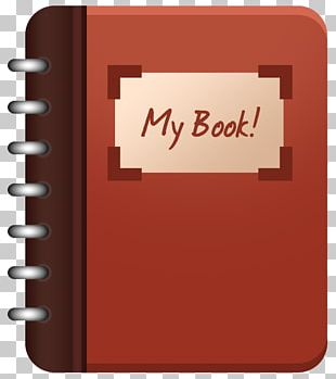 Hardcover Computer Icons Book Cover PNG