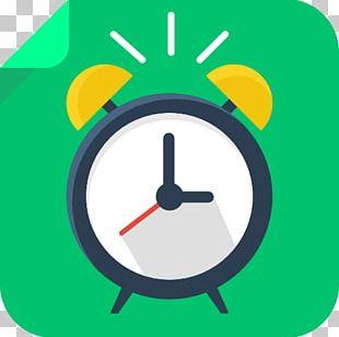 Alarm Clock Area Circle PNG