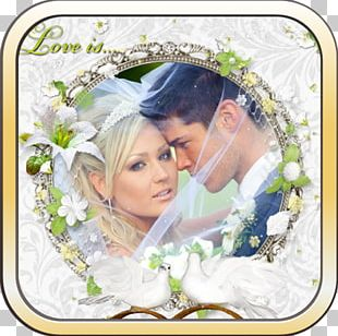 Frames Wedding Photography Bride PNG