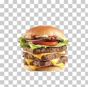 Hamburger Fast Food French Fries Cheeseburger Wendy's PNG