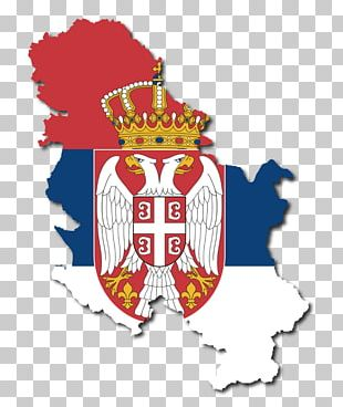 Serbia And Montenegro Flag Of Serbia Kingdom Of Serbia PNG