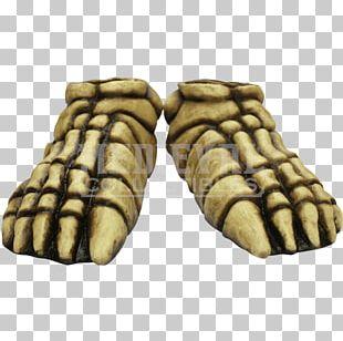 Human Skeleton Bone Foot 仮装 PNG