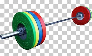 Barbell Weight Training Olympic Weightlifting PNG