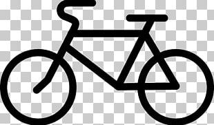 Bicycle Cycling Pictogram PNG