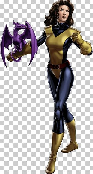 Kitty Pryde Marvel: Avengers Alliance Lockheed X-Men Marvel Comics PNG