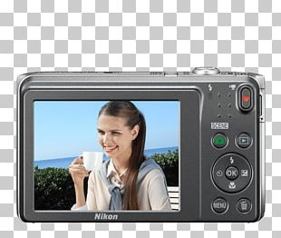 Nikon COOLPIX S3700 Camera Lens Mirrorless Interchangeable-lens Camera Point-and-shoot Camera PNG