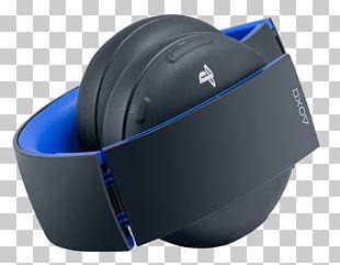 PlayStation 4 PlayStation 3 Sony PlayStation Gold Wireless Headset Headphones PNG